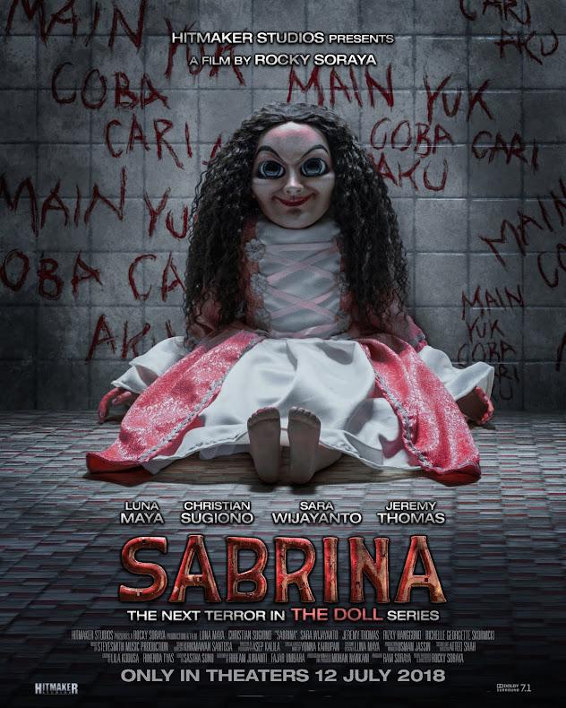 18 OKTOBER 2018 - SABRINA  (INDONESIA)