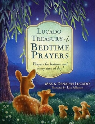 Lucado Treasury Of Bedtime Prayers cover