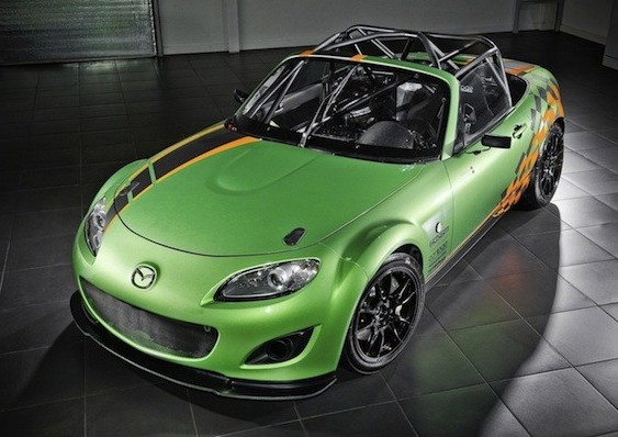 2011 Mazda MX-5 GT Race Car Review