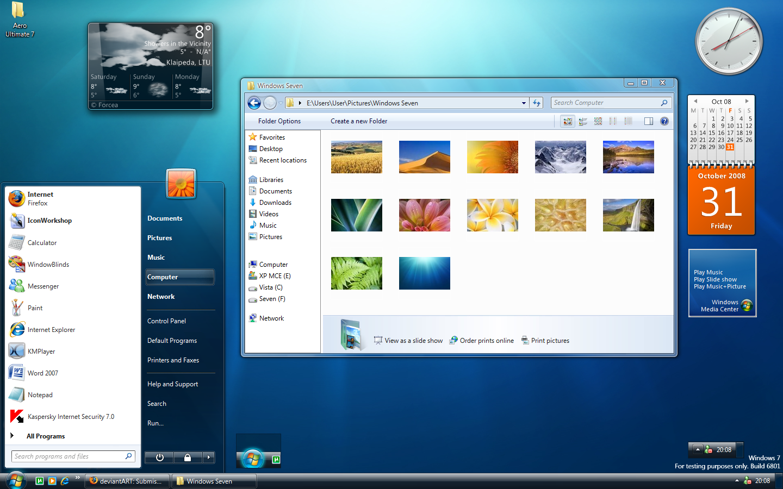 Cara Untuk Mempercepat Kerja Windows 7