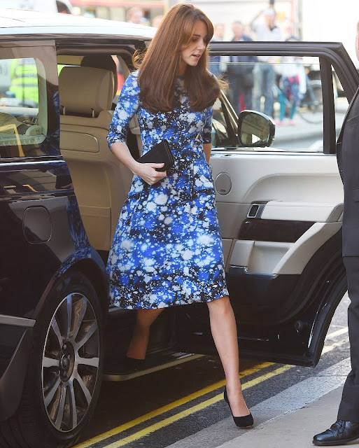 Catherine, Duchess of Cambridge, Prince William, Duke of Cambridge and Prince Harry attends The Charities Forum, BAFTA for a screening of Shaun The Sheep