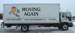 We'll help you book a move anywhere in Canada