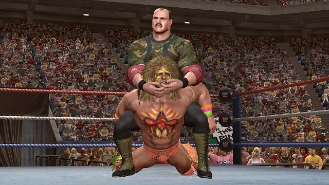 Free Download WWE Legends of WrestleMania Gameplay