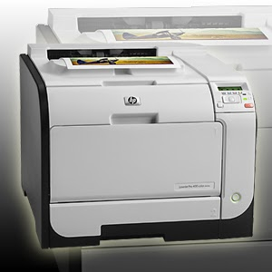 HP LaserJet Pro 400 Color M451DN Printer Comes with Manageability and Mobility