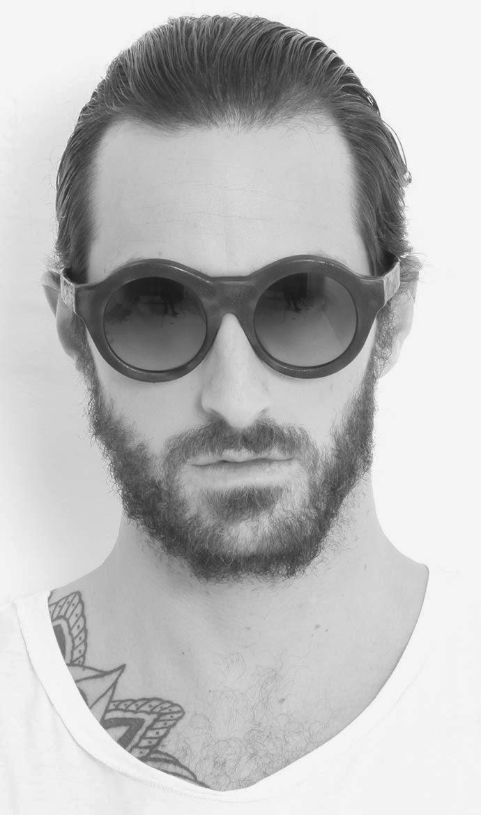 Kuboraum sunglasses - A2