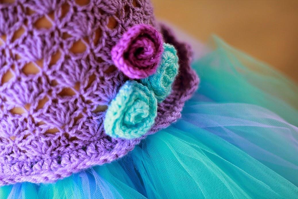Crochet Dreamz: No Sew Tutu Dress Crochet Pattern, Crochet ...