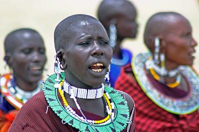 Maasai Dancers