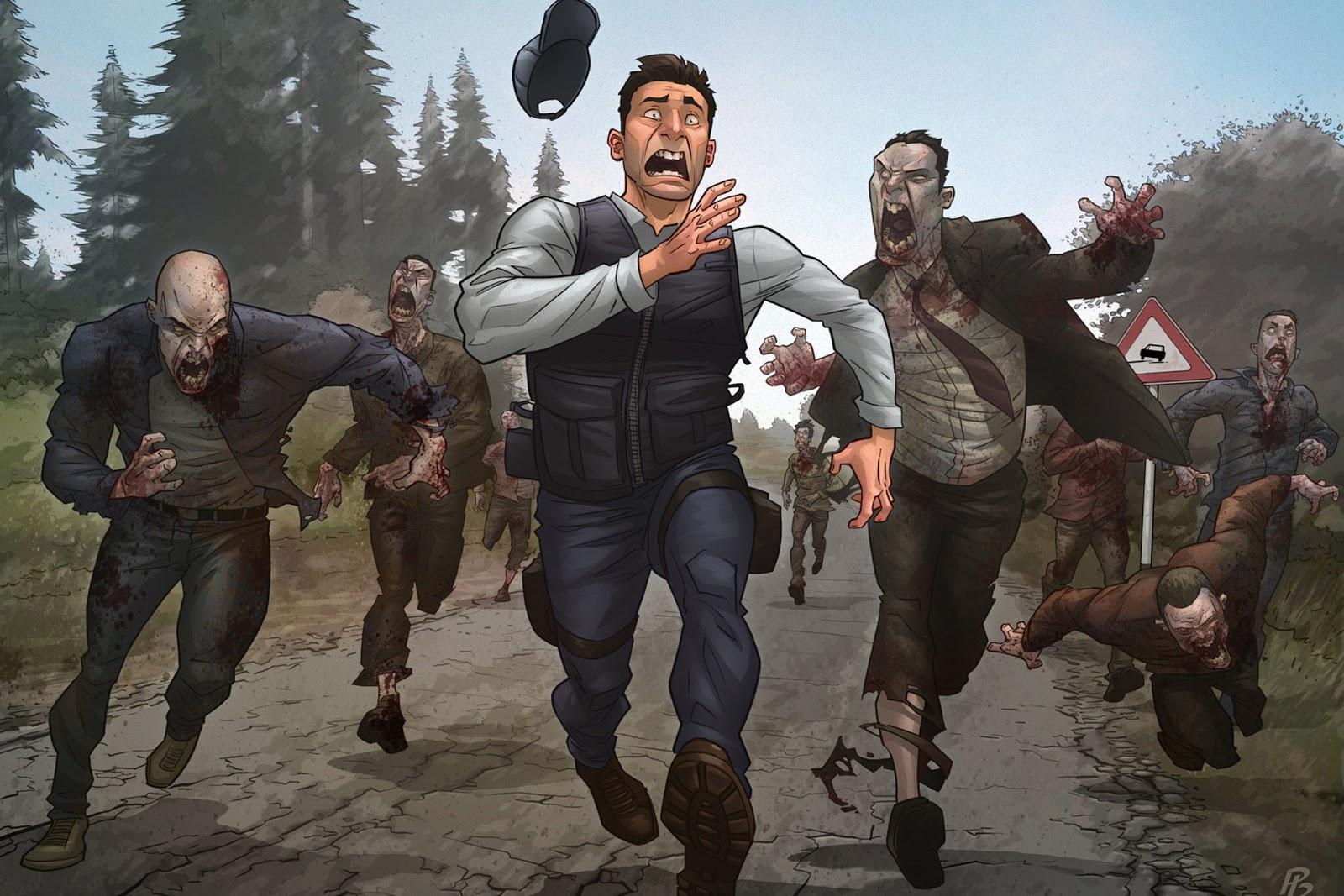 diy zombie survivor halloween costume