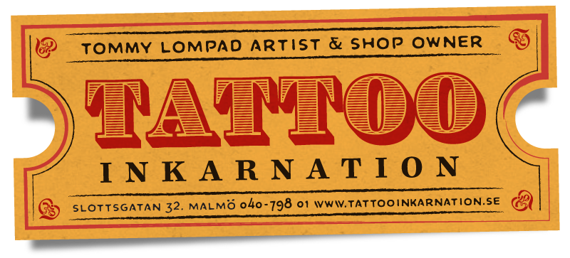 Tattoo Inkarnation