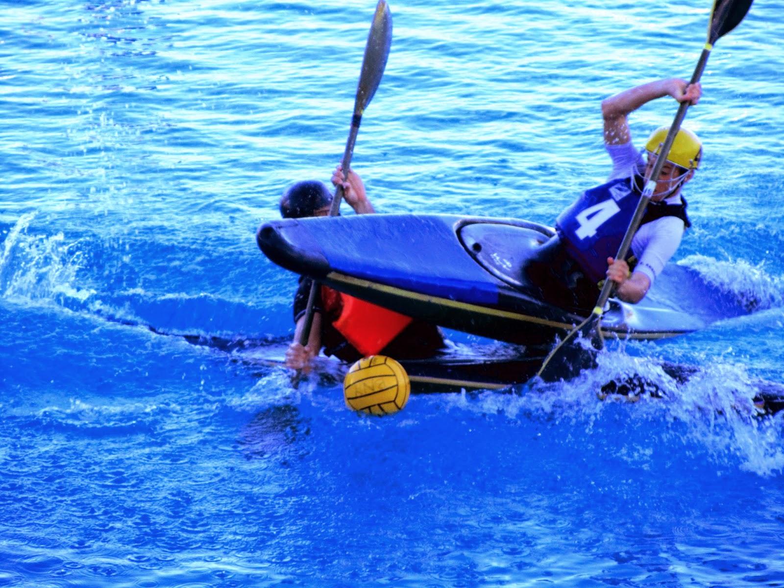 Club pirag isme silla kayak polo ii torneo de la1 for Sillas para kayak