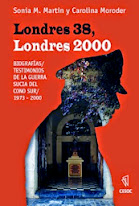 """""""LONDRES 38, LONDRES 2000"""" Biografías-testimonios de la guerra sucia del Cono Sur 1973-2000"""""""