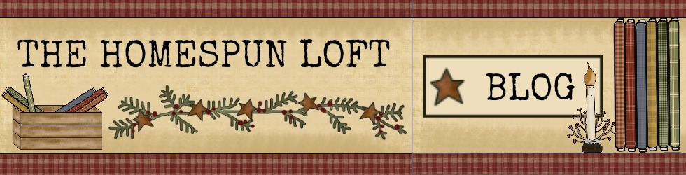 """ The Homespun Loft """