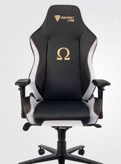 Secret lab chair omega