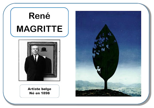 René Magritte - Portrait d'artiste en maternelle
