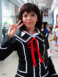 Yuki Cross cosplay, Cosplay Mania 2012