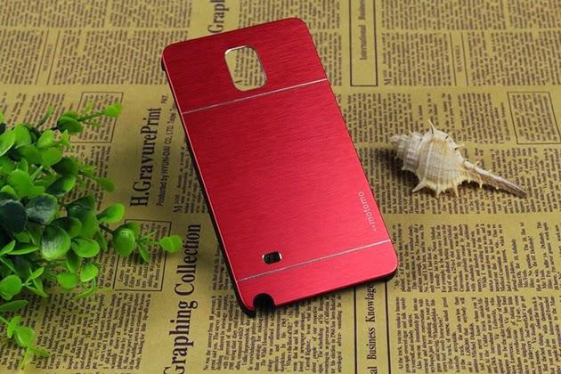เคส Note 4 รหัสสินค้า 116027 : สีแดง