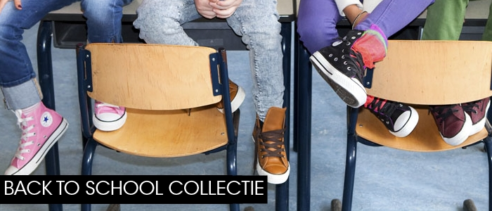 back to school collectie