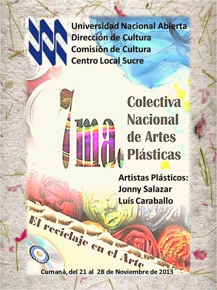 7ma. Colectiva de Artes Plásticas