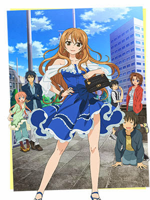 Golden Time 1-24 sub español descarga y online mega