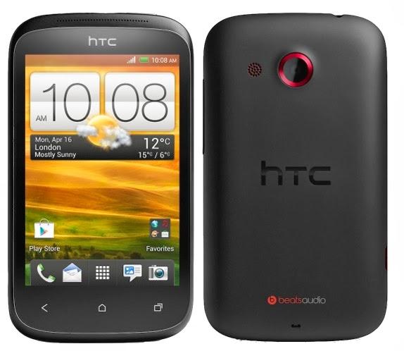 Harga HTC Desire C