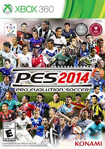 Download - Jogo Pro Evolution Soccer 2014 – XBOX360 (2013)