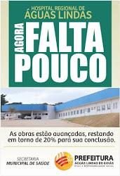 HOSPITAL REGIONAL DE ÁGUAS LINDAS
