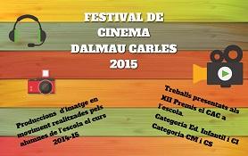 FESTIVAL DE CINEMA DALMAU CARLES