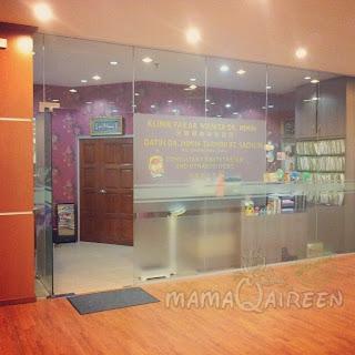Klinik Datin Dr. Mimin, Shaklee Di Ipoh