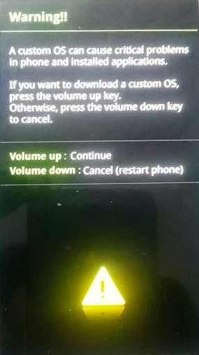 Root Galaxy S5 Plus SM-G901F download mode
