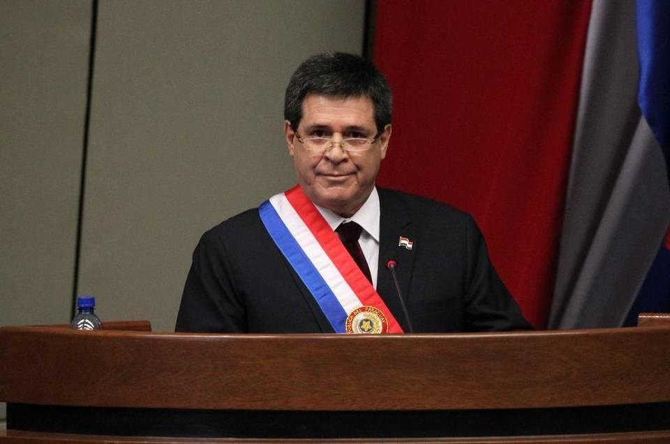 La mayoría de los paraguayos desaprueba la gestión del presidente Cartes