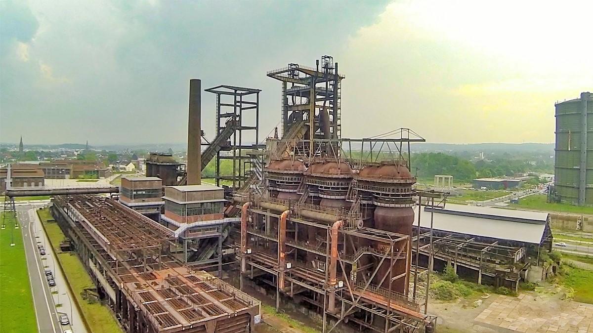 Phoenix West - Rhein und Ruhr - Offizielles Video