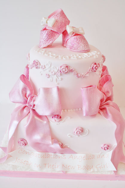 Albertson Cakes Baby Shower