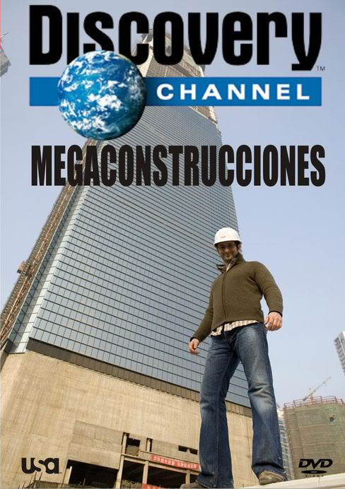 Megaconstrucciones (serie documental)