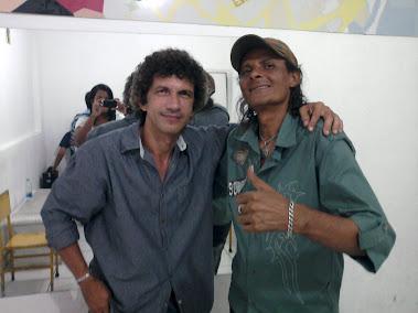Assis Cavalcanti e Léo Bonny