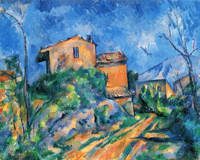 paul c233zanne postimpressionist painter tuttart