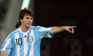Eliminatorias Argentina vs Colombia 2013