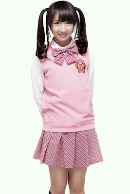 achan foto premium content JKT48 clock