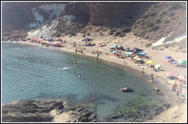 Sección: Playas de Almería