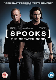 MI-5 Spooks The Greater Good (2015) – เอ็มไอ5 ปฏิบัติการล้างวินาศกรรม [พากย์ไทย]