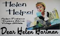 Dear Helen Hartman