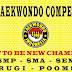 Info Kejuaraan Taekwondo Bulan Juni 2013