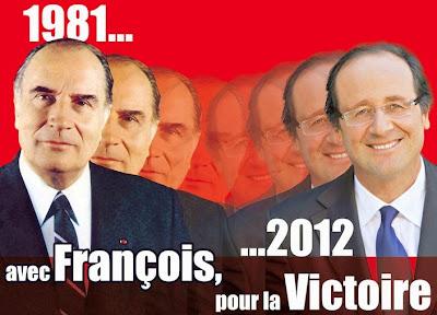 Mitterrans Hollande