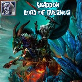 Abaddon Item Build