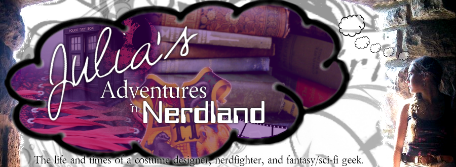 Julia's Adventures in Nerdland