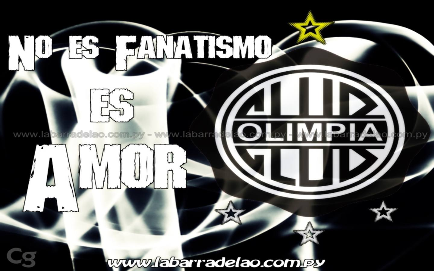 Wallpapers Olimpia Franjeado
