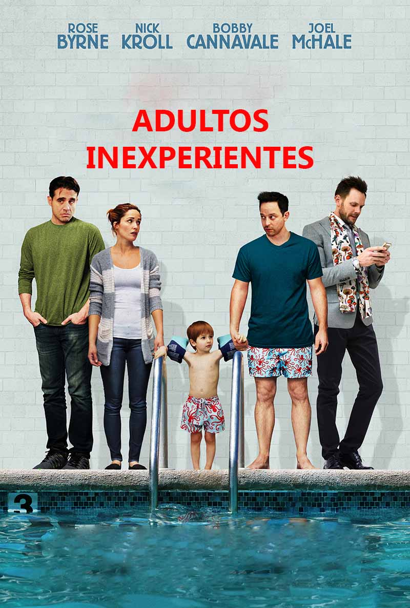 Adultos Inexperientes Torrent - Blu-ray Rip 1080p Dublado (2015)