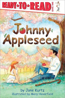 bookcover of JOHNNY APPLESEED by Jane Kurtz
