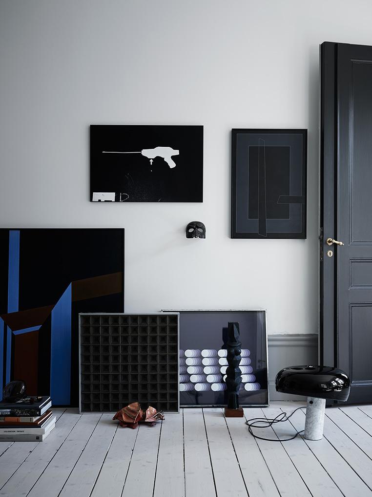 #interiors #black