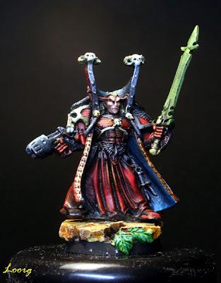 Servoarmadura del Mephiston, Señor de la Muerte