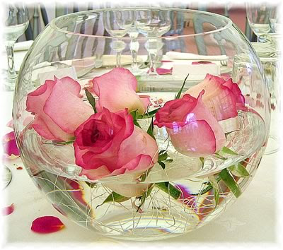 Favor Centerpieces